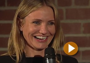 A Conversation with Cameron Diaz presented by DLF