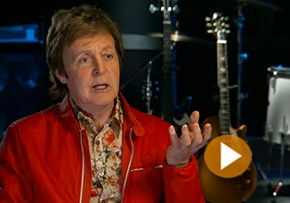 David Lynch interviews Paul McCartney about Meditation and Maharishi